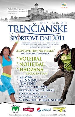 Trencianske sportove dni - benetton Trencin